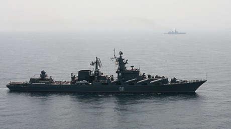El crucero ruso Variag