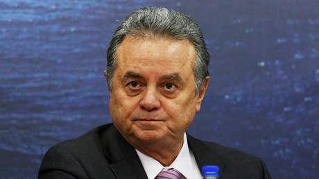 El secretario de Energía de México, Pedro Joaquín Coldwell