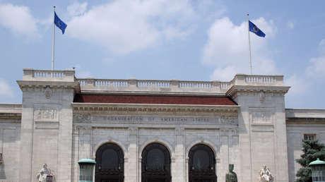 La sede de la OEA en Washington