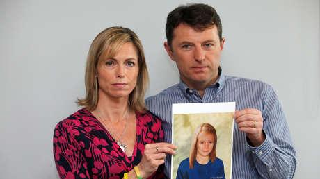 Los padres de Madeleine, Kate y Gerry McCann