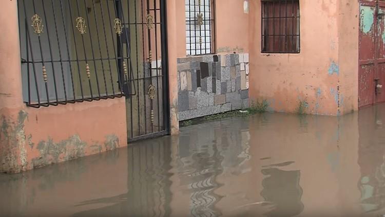 9.000 evacuados por fuertes inundaciones en la República Dominicana (VIDEO, FOTO)