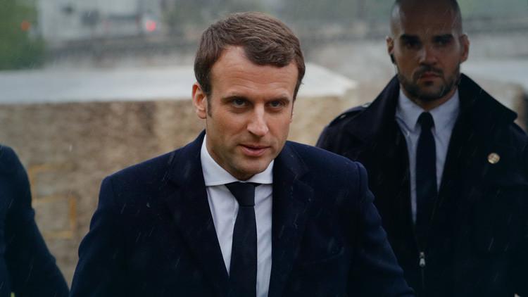 Macron alerta del peligro de 'Frexit' si la UE no se reforma