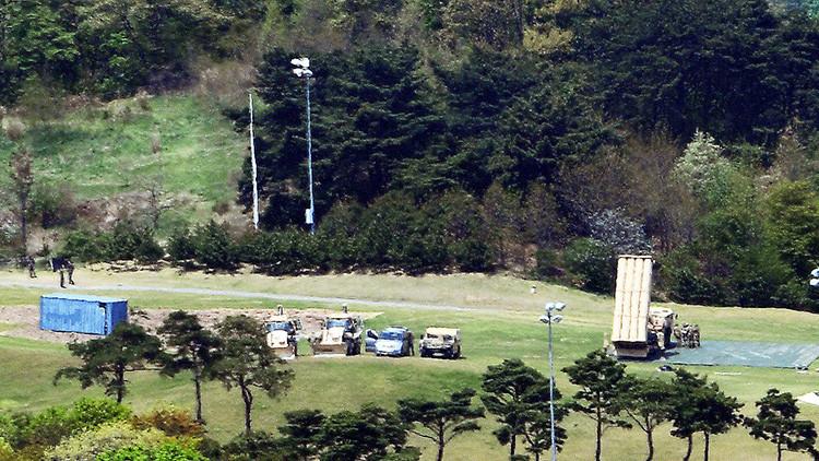 El sistema antimisiles de EE.UU. en Corea del Sur está listo para actuar