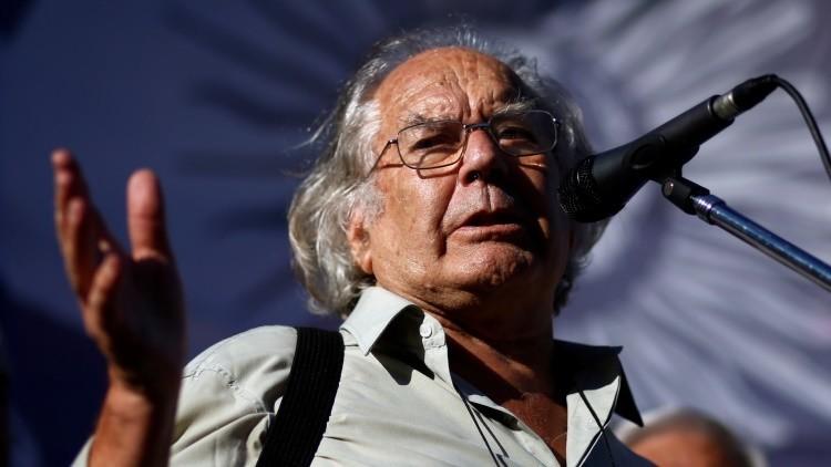 """Nobel de la Paz: """"Venezuela es blanco de agresiones del imperio norteamericano"""""""