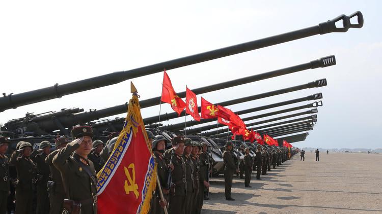 ¿Qué dificultades esperan a EE.UU. en el caso de una guerra con Corea del Norte?