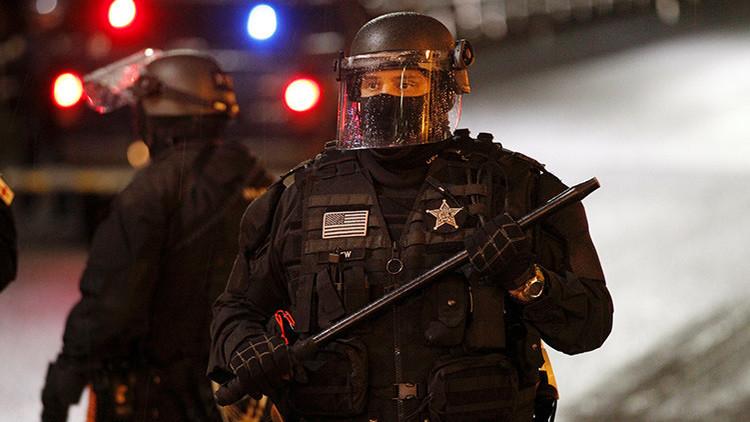 EE.UU.: La marcha por el Día del Trabajo en Portland deriva en enfrentamientos con la Policía