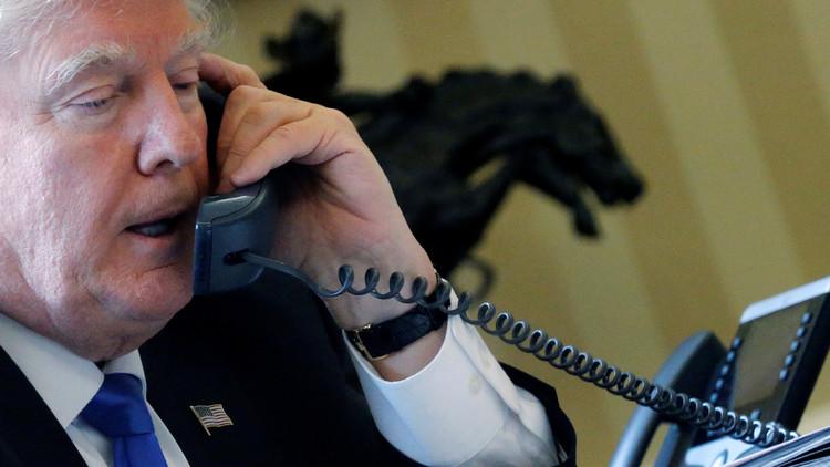 Putin y Trump conversarán vía telefónica este 2 de mayo