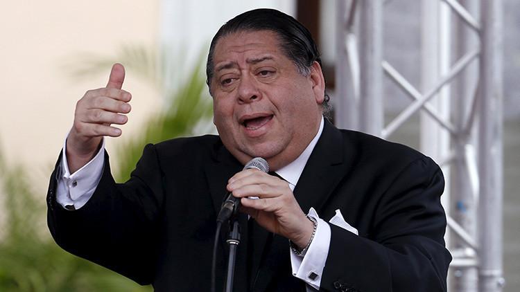 """Escarrá: """"La Constituyente en Venezuela es un diálogo superior de paz"""""""