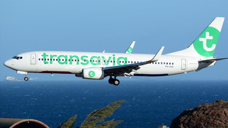 Un avión que viajaba de Amsterdam a Alicante se declara en emergencia en pleno vuelo