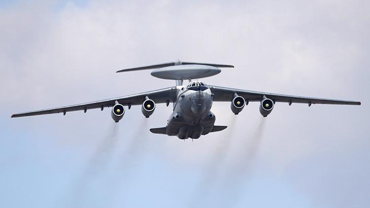 Rusia desarrolla un avión de alerta temprana especializado en detectar cazas furtivos