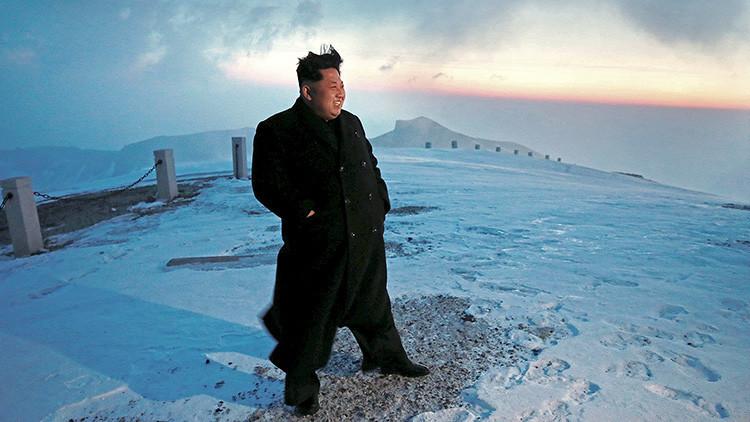 """""""Una enorme erupción volcánica"""": Así podría matar a miles de personas una prueba nuclear de Pionyang"""