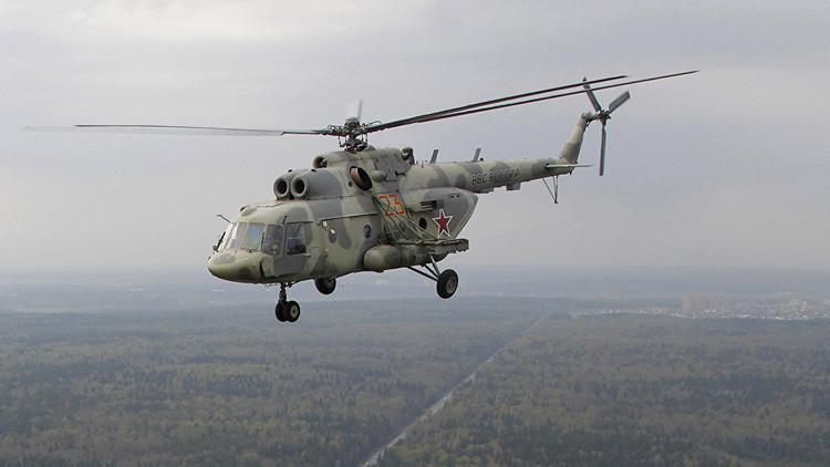 México quiere comprar más helicópteros rusos