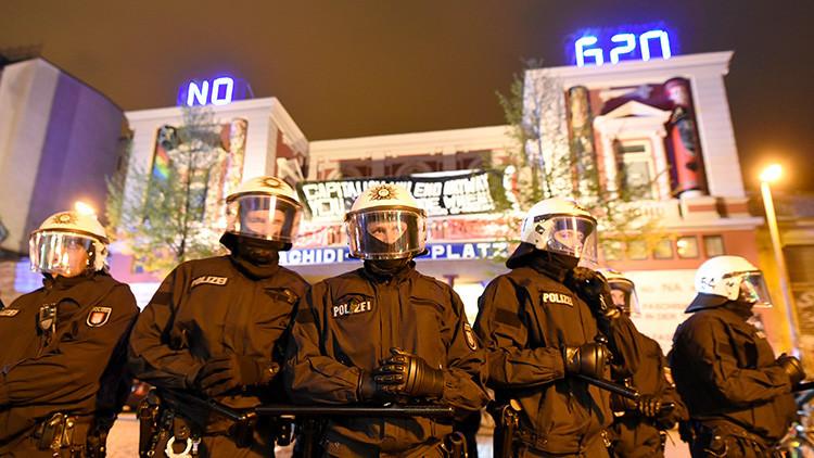 """Putin: """"La Policía rusa actúa con mayor indulgencia que las de Europa, donde se usan gases y palos"""""""