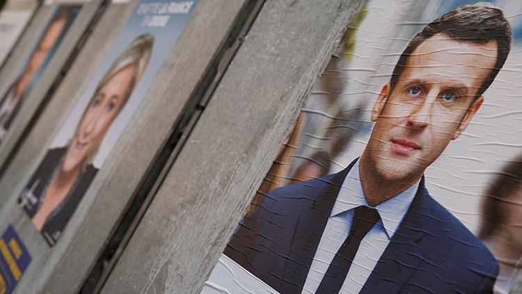 """""""Ejercicios vacuos de clichés y tautología"""": ¿Cambiará algo en Francia si gana Macron?"""