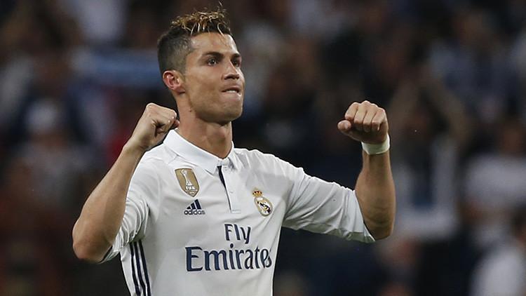 Ronaldo marca un nuevo récord en la Liga de Campeones de la UEFA