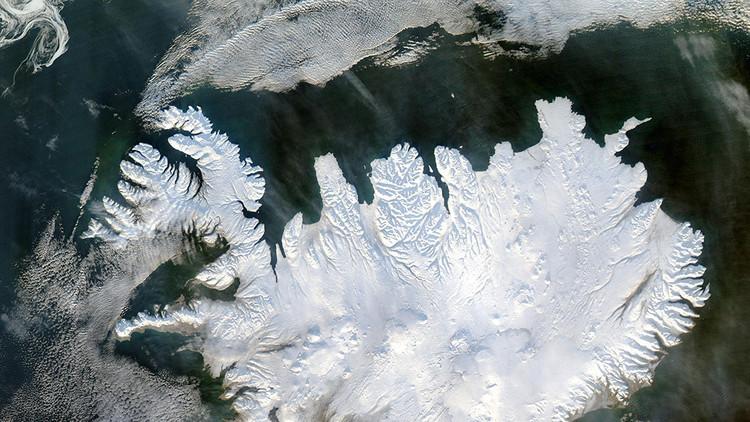 Escocia no se hunde bajo el mar gracias a un fenómeno hallado bajo la superficie de Islandia