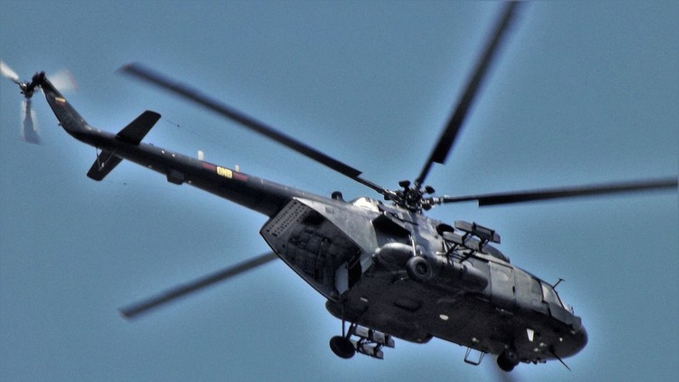Hallan helicóptero desaparecido hace cuatro meses en Venezuela