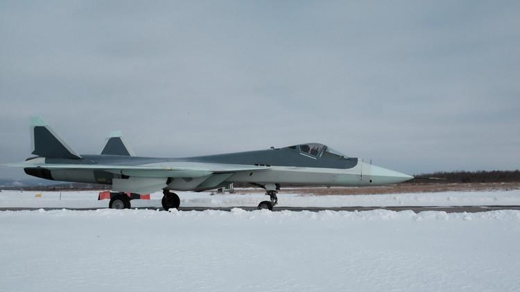 """La innovación que convierte al cazabombardero ruso T-50 en """"asesino de barcos"""""""
