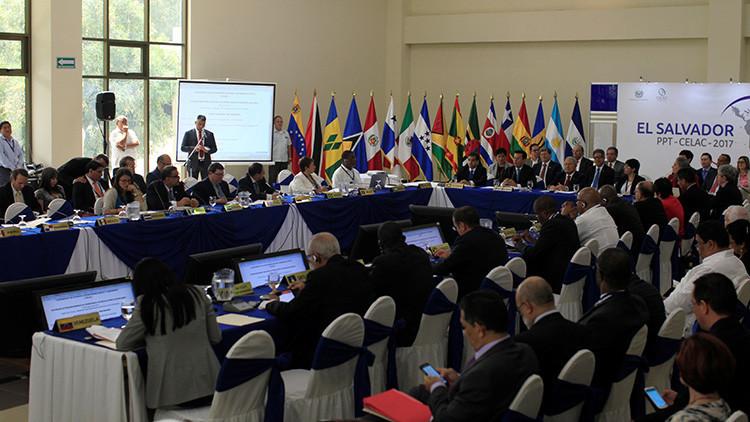 """Maduro: """"Hemos recibido el respaldo de América Latina y el Caribe en la Celac"""""""