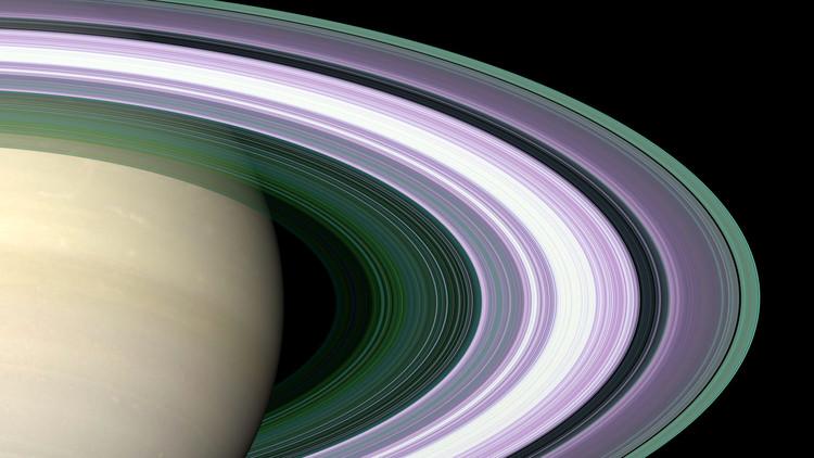 AUDIO: La sonda Cassini graba un sonido entre Saturno y sus anillos que sorprende a los científicos
