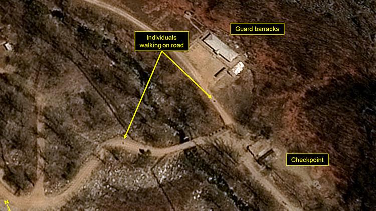 ¿Sexta prueba a la vista? Corea del Norte puede haber reanudado su actividad nuclear (Foto)