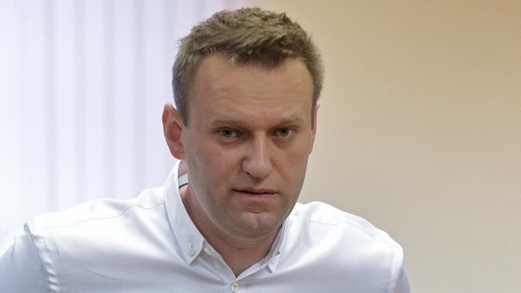 Un tribunal mantiene la condena por malversación de fondos contra el opositor ruso Alexéi Navalny