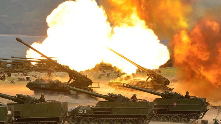 """China insta a EE.UU. y Corea del Norte a que """"dejen de irritarse el uno al otro"""""""