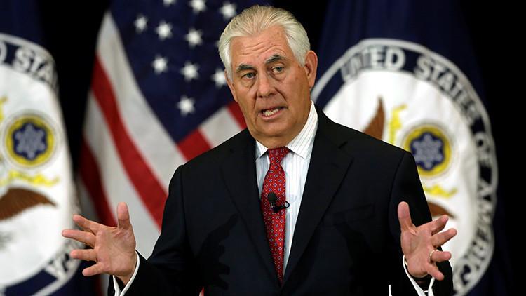 Rex Tillerson: EE.UU. y Rusia acuerdan mejorar sus relaciones bilaterales