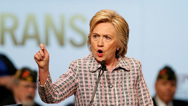 "Julian Assange: ""Hillary Clinton es la carnicera de Libia"""