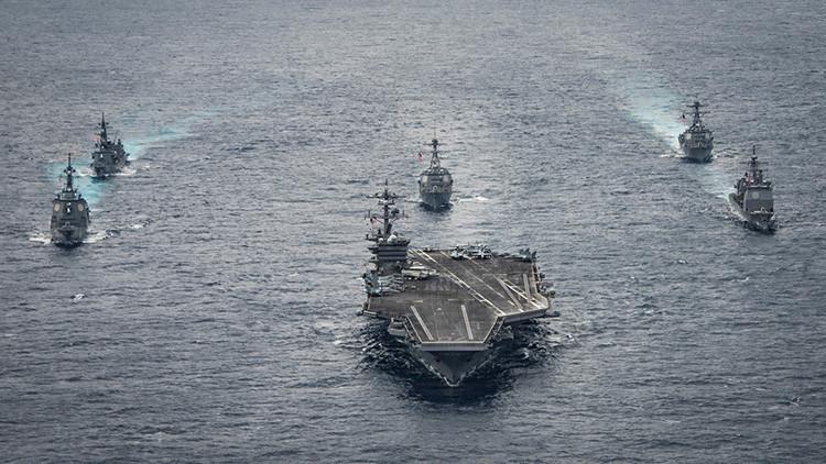 """Corea del Norte: """"Japón se verá envuelto en nubes radiactivas"""""""