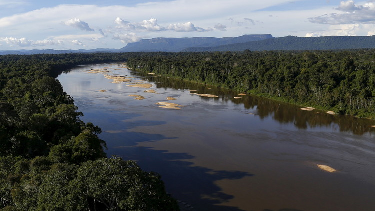 América del Sur bajo el agua: Cuando el mar Caribe inundó medio continente (Video)