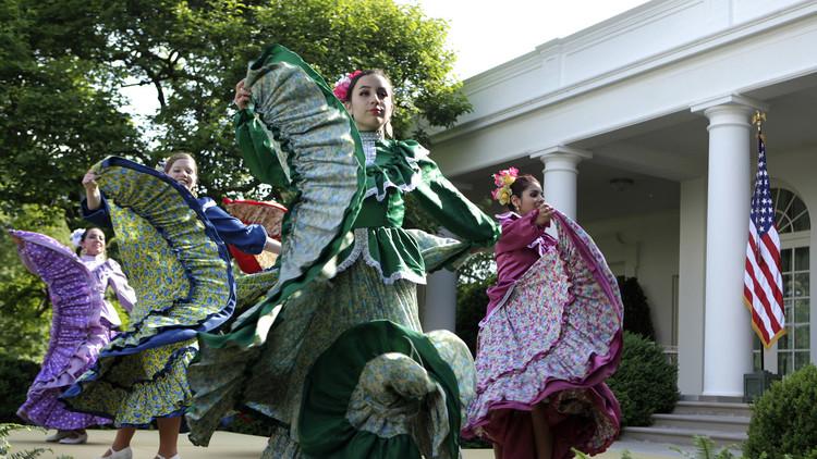 Reportan que por primera vez en 16 años la Casa Blanca no celebrará una tradicional fiesta mexicana