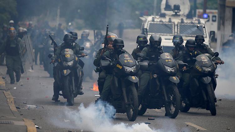 Alcalde opositor respalda acciones violentas en Caracas en contra de la Constituyente
