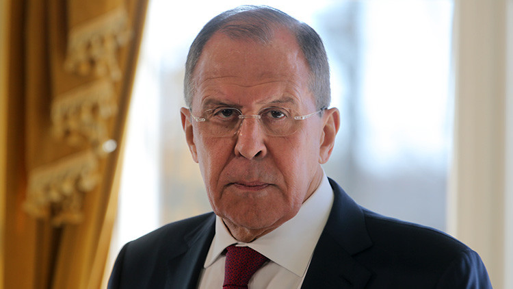 """Lavrov: """"EE.UU. no ha presentado prueba alguna de la llamada 'amenaza rusa'"""""""
