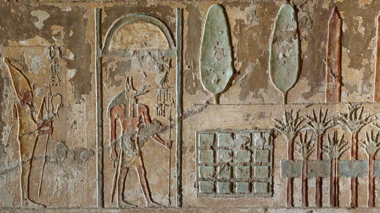 FOTOS: Encuentran el primer jardín funerario del Antiguo Egipto