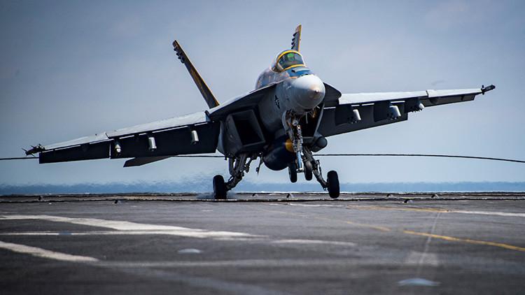 Aviones de la coalición liderada por EE.UU. no podrán operar en las zonas de distensión en Siria