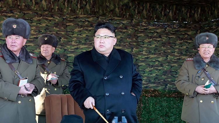 Corea del Norte: EE.UU. y Corea del Sur intentaron asesinar a Kim Jong-un