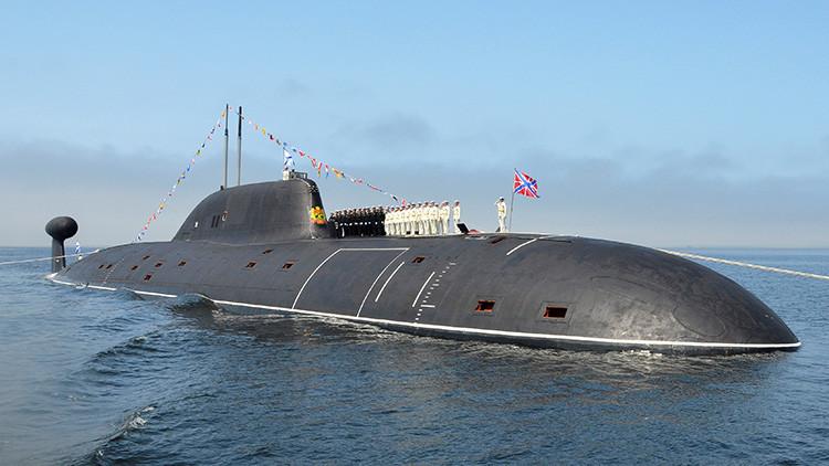 Rusia fabricará un submarino nuclear 'sísmico'