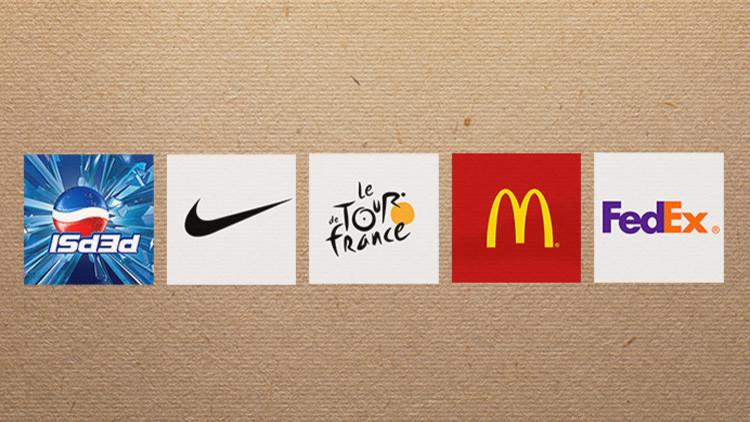 Esto es lo que esconde el diseño de algunos de los logotipos más famosos (y quizás usted no sabía)