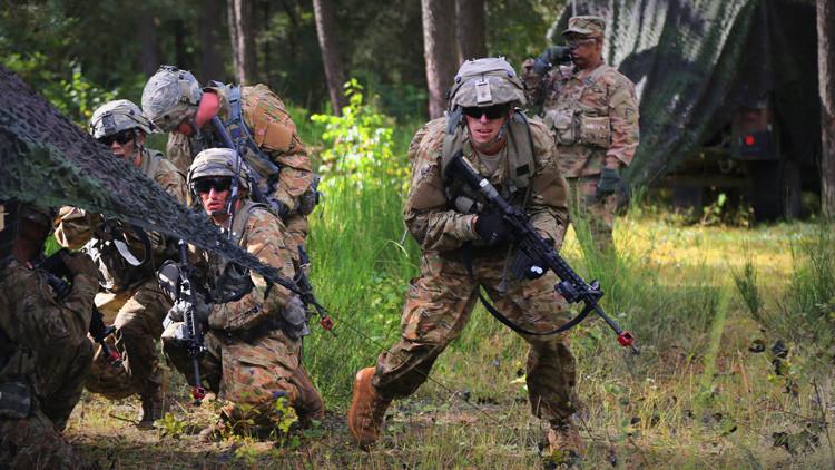 EE.UU. prepara una nueva doctrina para una eventual guerra con Rusia y China