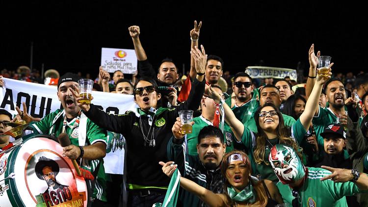 """Copa Confederaciones 2017: """"Los mexicanos sienten una enorme curiosidad por Rusia"""""""