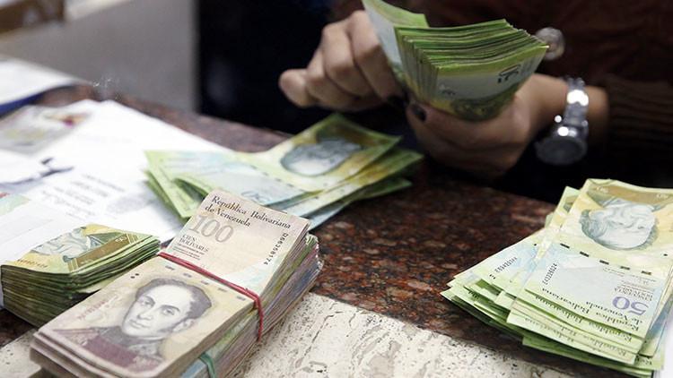 """El """"elemento perverso"""" que distorsiona la economía venezolana"""