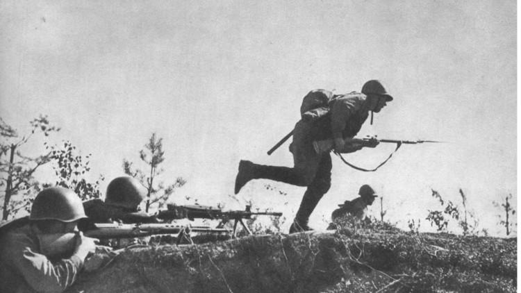 Héroe de la Gran Guerra Patria: El soldado soviético que enfrentó a 50 alemanes (y salió victorioso)