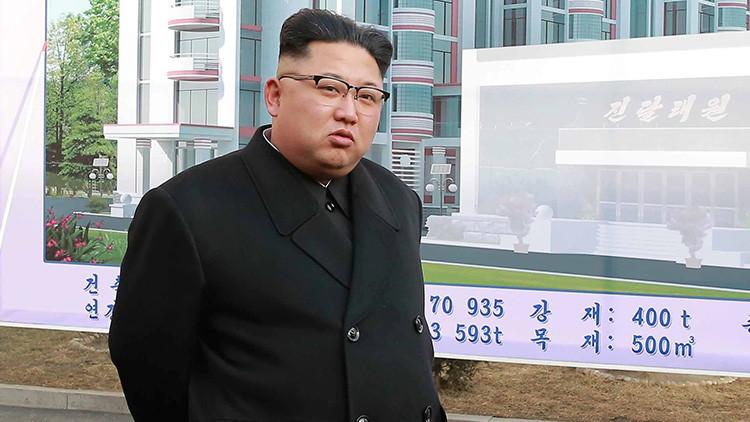 """Pionyang: """"EE.UU. organiza entre bastidores terribles actos de terrorismo contra Corea del Norte"""""""