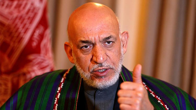 """Expresidente de Afganistán: """"El Estado Islámico es un producto de EE.UU."""""""