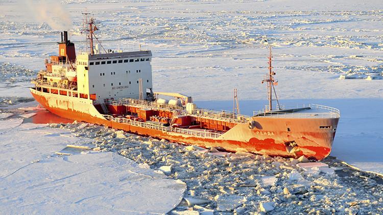 """""""Rusia tiene en jaque a EE.UU. en el Ártico"""""""