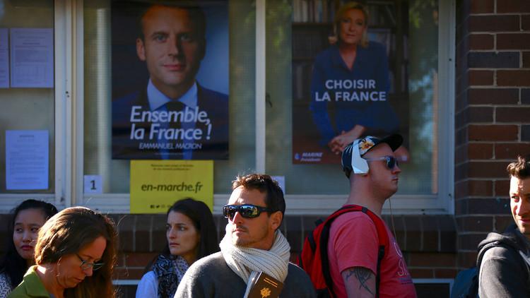 ¿Le Pen o Macron?: Francia elige presidente