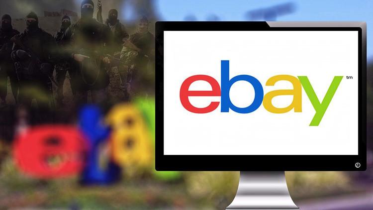 Ojo con lo que compra por eBay: El Estado Islámico busca víctimas en plataformas de compraventa