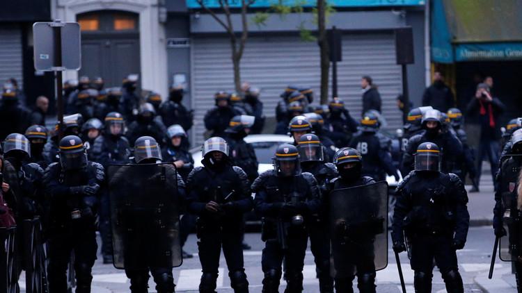 Corresponsal de RT cuenta cómo fue detenida por la Policía durante las manifestaciones en París