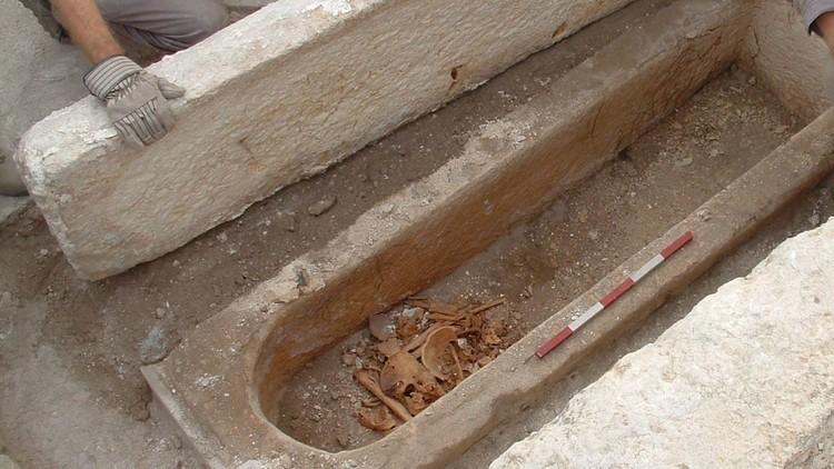 Israel: Arqueólogos creen haber hallado la tumba de una santa desconocida (FOTOS)